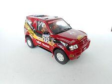Ninco 50305 Slot Car Mitsubishi Pajero 'Jutta' N°205 1:32 OHNE BOX