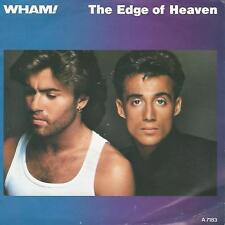 """WHAM """" THE EDGE OF HEAVEN / BATTLESTATIONS """"  7""""  UK PRESS"""