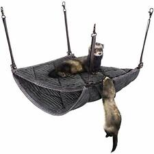 2 Brothers Wholesale Ferret Double Bunkbed Hammock - Pet Bedding Accessories Pla
