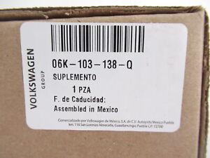 Genuine OEM Volkswagen 06K-103-138-Q Oil Pan Baffle