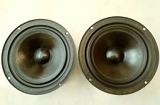 Pair Celestion Ditton 250 8� woofers, nice! Replacement speaker drivers