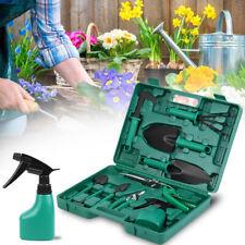 10 in 1 Gartenwerkzeug Gartengeräte Koffer Unkrautmesser Schaufel Garten Set
