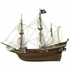 OcCre Buccaneer Wooden Pirate Galleon 1 100 Scale Model Ship Kit 12002