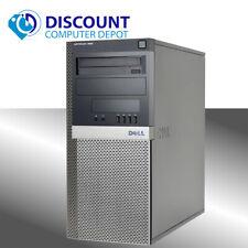 Dell Optiplex 960 Quad Core 2 Desktop Computer PC Windows 10 2.83 GHz 4GB 250GB