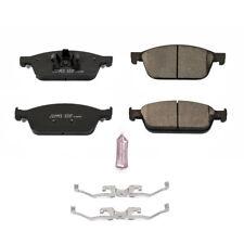 Disc Brake Pad Set-Z23 Evolution Sport Carbon Fiber/Ceramic Brake Pads Front