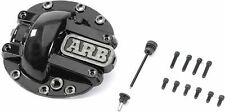 BLACK ARB COMPETITION DIFFERENTIAL COVER DANA 30 JEEP WRANGLER YJ TJ CJ JK