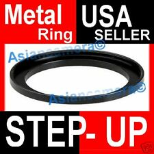 US Seller 62-72mm Step-Up Metal Lens Filter Adapter Ring 62mm-72 mm Japan Custom