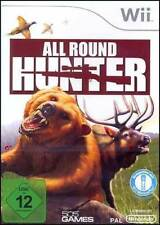 Nintendo Wii Spiel ***** All Round Hunter *******************************NEU*NEW