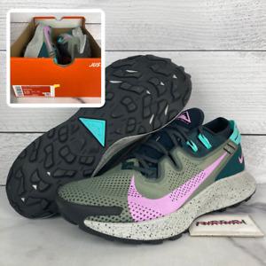 Nike Pegasus Trail 2 Women's Size 10 Trail Running Shoes CK4309-300 No Lid