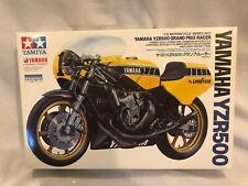 Tamiya Yamaha YZR500 Grand Prix Racer Motorcycle 1/12 Model Kit 1981 NEW NIB