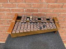 Vintage xylophone-cadre en bois, 21 notes (Métal) Hohner Granton?
