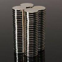 10Pcs 10x1mm Neodymium Disc Super Strong Rare Earth N35 Small Fridge Magnets