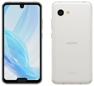 SHARP AQUOS R2 COMPACT MINI ANDROID PHONE NEW UNLOCKED JAPAN SH-M09 803SH WHITE