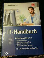 IT-Handbuch. IT-Systemelektroniker/-in, Fachinformatiker/-in: Schülerband von H?