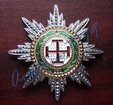 Etoile de l'Ordre Equestre du Saint-Sépulcre de Jérusalem - Vatican