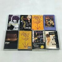 Lot 8 PRINCE Cassette Tapes Singles Collection - For You, Hate U, Get Off, Cream
