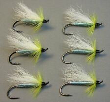 Patate Atlantic Salmon Flies - 6 Fly MULTI-PACK - Sizes 4, 6 and 8