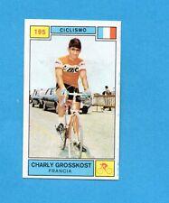 CAMPIONI SPORT 1969-70-PANINI-Figurina n.195- GROSSKOST -FRANCIA-CICLISMO-Rec