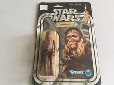 20 bk 12 premiers authentique scellé star wars chewbacca toy figure