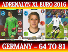 Panini Germany Football Trading Cards Euro 2016 Event