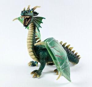 "Dungeons & Dragons 6"" Green Winged Dragon Figure Schleich 2003"