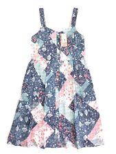 Tu Patchwork Print Sundress Dress - Multi - UK 22 - RRP £20 - New