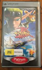 Jak And Daxter The Lost Frontier PAL Playstation PSP Complete Game Free Post