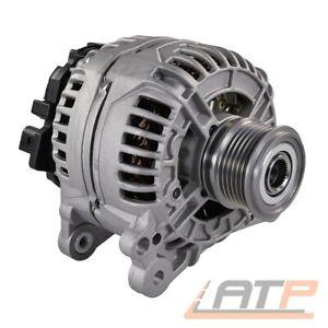 LICHTMASCHINE GENERATOR 140-A VW SCIROCCO 2.0 TDI R SHARAN 7M 1.9 2.0 TDI 1.8-T