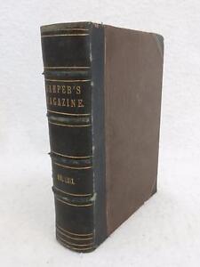 HARPER'S NEW MONTHLY MAGAZINE Volume LXIX  June to November, 1884