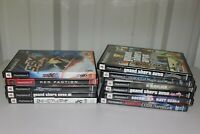 Ps2 PlayStation 2 Video Game Lot - Code Veronica, Might & Magic, Metal Gear 2