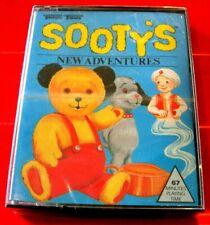 Sooty's New Adventures 2-Tape Audio NEW SEALED Matthew Corbett The Magic Lamp+4