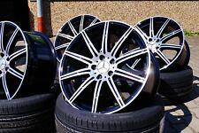 19 pollici Cerchi in lega kt16 per Mercedes CL CLK SLK SL CLS GLC AMG Concavo Design 4x