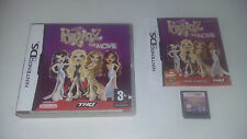 BRATZ THE MOVIE - NINTENDO DS - JEU DS DS LITE DSI COMPLET