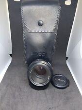 Minolta 50mm F1.4 AF lens Sony A mount With Minolta Case