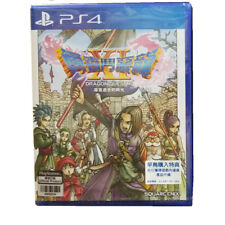 DRAGON QUEST XI SUGISARISHI TOKI O MOTOMETE PS4 2017 ASIA Chinese Pre-Owned