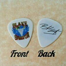 BLAKE SHELTON signature guitar pick -(novelty w-C2)