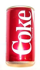 Vintage Coca Cola Coke Contest Test Top Pull Tab Soda Pop Can A1+ Flat Sign Ofr