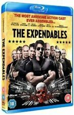 Expendables Uncut 5060223760025 With Sylvester Stallone Blu-ray Region B