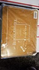 Royal Hotel Collection 1000 Thread Ct Sheet Set  green* cali king $200