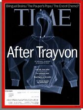 Time Magazine - 2013, July 29 - After Trayvon: Outrage Over the Verdict