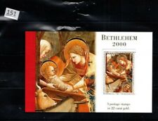 /// PALESTINE 1999 - MNH - BOOKLET - PAINTING - CHRISTMAS