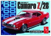 AMT 1968 Chevy Camaro Z/28 1:25 Scale Model Kit