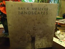 Ray K. Metzker - Landscapes - B/W Art Photo Monograph - Aperture-Like New-Turner