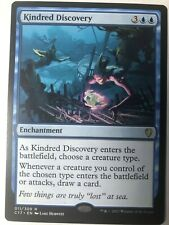 Kindred Discovery MTG Commander 2017 NM