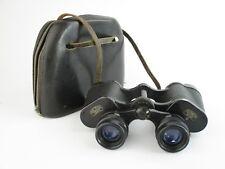 Carl Zeiss Jena Deltrintem 8x30 q1 Jumelles Binoculars avec sac et ceinture
