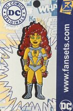 DC Comics Starfire Collectors Pin Teen Titans Licensed FanSets