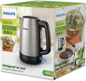 Philips HD9350/90 Bouilloire en Acier Inoxydable Filtre