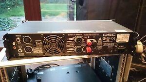 QSC GX7 Amplifier