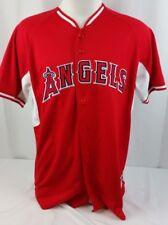 BRAND NEW Majestic Angels Genuine Merchandise jersey Men's Shirt -M