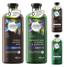 Herbal Essences Whipped Coconut Milk, Cucumber & Green Tea Shampoo -Conditioner